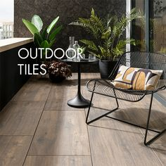 Discover stunning floor tiles, suitable for use in all outdoor areas of your home. Bring your dream outdoor flooring to life, using our high-quality tiles. Outside Flooring, Outdoor Flooring, Stone Flooring, Stone Mosaic Tile, Mosaic Tiles, Wall Tiles, Indoor Outdoor Fireplaces, Topps Tiles, Outdoor Tiles