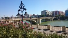Hermosa Sevilla, España