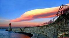 Corsica - Bastia la jetée du Dragon