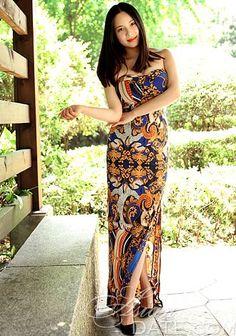 Navegue na nossa galeria de fotos!  Dê uma olhada em Qiaoling, nome da mulher asiática