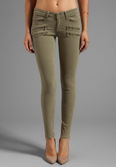 Ultra Skinny with Zippers