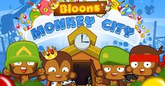 Bloons Monkey City Hack was created for getting unlimited Bloonstones and Cash for free