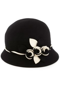 Cluster of Character Hat | Mod Retro Vintage Hats | ModCloth.com