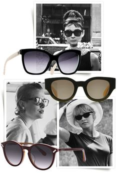 d42b06c3d1 From Jackie Kennedy's oversized frames to Marilyn Monroe's cats-eyes and  Farrah Fawcett's aviators,