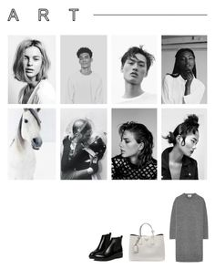 """""""i made a set for you"""" by missmelodies ❤ liked on Polyvore featuring Shin Choi, Prada and Acne Studios"""