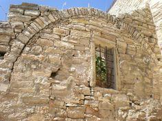 Ruin, Chios island, Greece
