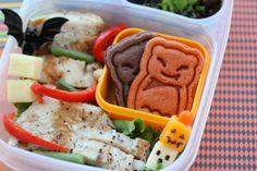 Bento School Lunch - Halloween Theme