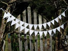 white bunting wedding - - Yahoo Image Search Results