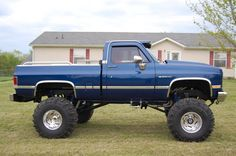 I loved this truck!