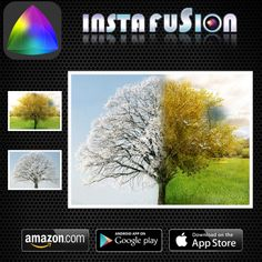 'Instafusion' is Now a TOP 10 PAID #iPhone #PHOTO APP! The Beautifully Simple #Photo & #Video App! ------------------------------------------------ Unlike some other photography apps, which have a set amount of blends, Instafusion image blender offers unlimited blending styles!!! http://instagram.com/techbla