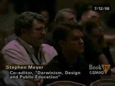 Michael Shermer & Ronald Bailey vs. Creationists - VIDEO - http://holesinthefoam.us/atheists-michael-shermer-ronald-bailey-squashes-the-creationists-in-intelligent-design-debate/