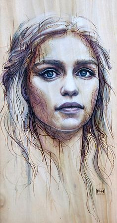 embroidery of dany