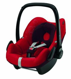 maxi cosi pebble group 0 car seat intense red has been published on