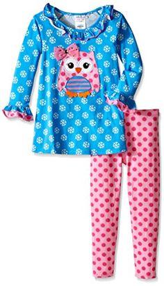 Bonnie Jean Little Girls' Snowflake Owl Playwear Set, Tur... https://www.amazon.com/dp/B014MCZI6W/ref=cm_sw_r_pi_dp_hFaCxbV2G7C0S