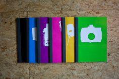 small portfolio-books by Hyperjulia.com