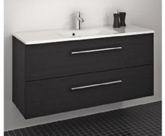 Scanbad Multo Mikado Drawer Furniture Pack Multo gives you modern, functional quality furniture for your bathroom Features - Grey Wood, White Gloss, Black Structure, or Sand - Ch Vanity Units, Grey Wood, Quality Furniture, Drawers, Packing, The Unit, Bathroom, Modern, Bag Packaging