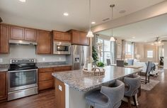 Passport New Home Plan | Fishers, IN | | Del Webb Home Builders | Britton Falls