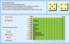 Probability Games, Formative Assessment, Mathematics, Classroom, Learning, Inspiration, Math, Class Room, Biblical Inspiration