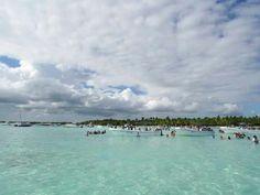 Saona Island, la Romana, Dominican Republic Saona Island, Punta Cana, Dominican Republic, Summer 2014, Places To Travel, Places Ive Been, Beach, Water, Pretty