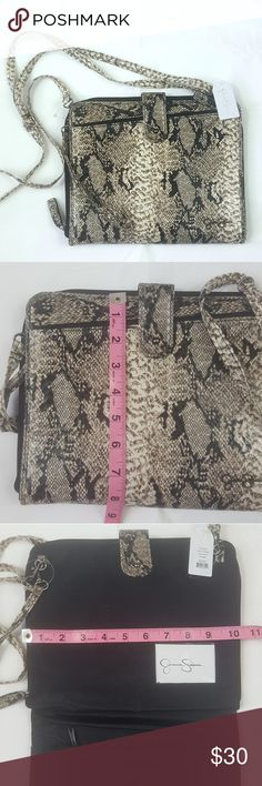 JESSICA SIMPSON iPad crossbody bag NWT  Measurements on pictures .  Bundle to receive better deal FAST SHIPPING Jessica Simpson Bags Crossbody Bags