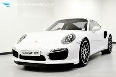 Porsche Turbo 911 S Front