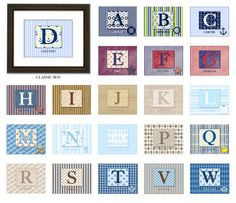Personalized Childrens Names  8X10 Classic by WITNESSartandgifts, $15.00