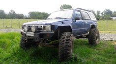 4x4 Off Road, Toyota 4runner, Offroad, Monster Trucks, Cars, Vehicles, Fun, Off Road, Autos