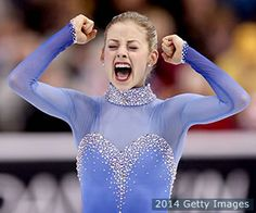 Gracie Gold knew that was a gold medal performance. Article has quick bios on the entire 2014 US Figure Skating Olympic Team