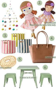 Our Favorite Baby Gifts from The Project Nursery Shop