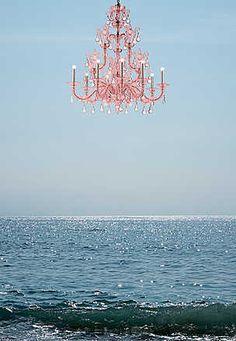 Ciuco Gutiérrez, The Wave, Cantabria , 2014 / 2014 © www.lumas.com/ #LumasCantabria,  Chandelier,  Chandeliers,  Concept,  concepts,  Creation,  creations,  Digital,  EFTI,  Landscape,  Ocean,  Photography,  Sea,  seascape,  Sky,  Spain,  sunny,  Surreal,  Water