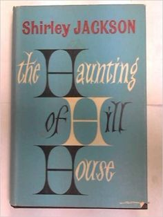 The haunting of Hill House: Shirley Jackson: Amazon.com: Books