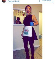 Rachel Green costume!