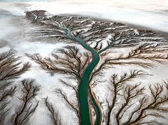 """Documentary """"Watermark"""", Colorado River delta"""