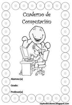 Caratulas para Cuadernos de Computación (4)