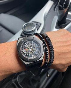"""Με μόνιμη """"βεβαίωση τύπου GHOST"""" στο καρπό σου, επικυρώνεις το στυλ σου κάθε στιγμή😎 Ανακάλυψε τη σειρά της Creux Automatiq: Watches, Accessories, Shopping, Fashion, Moda, Wristwatches, Fashion Styles, Clocks, Fashion Illustrations"""