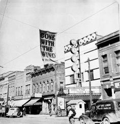 Columbus, Indiana - Long gone Mode Theater.