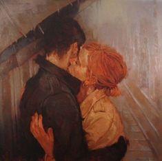 Art by Joseph Lorusso Joseph Lorusso, Romance Art, Classical Art, Renaissance Art, Old Art, Pretty Art, Aesthetic Art, Oeuvre D'art, Painting & Drawing