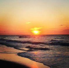 A Beautiful Myrtle Beach Sunrise