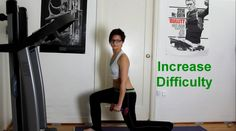Exercise video featuring squats, plies, and lunges! Get fit with me! Lunges, Squats, Steve Mc, Workout Videos, Exercise, Fitness, Ejercicio, Excercise, Tone It Up