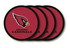 Arizona Cardinals Coaster 4 Pack Set (backorder)