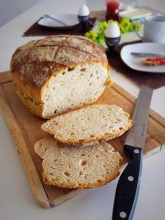 Schnelles Dinkel-Joghurt-Brot :: Bella-cooks-and-travels Schnelles Dinkel-Joghurt-Brot :: Bella-cooks-and-travels Bread, Cooking, Food, Yogurt, Food Food, Simple, Recipies, Kitchen, Brot