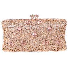 Fawziya Bling Flower Purses with Rhinestones Clutch Evening Bag - Champagne Fawziya http://www.amazon.com/dp/B00UF6F7I4/ref=cm_sw_r_pi_dp_Dcfqvb0H9K3RP