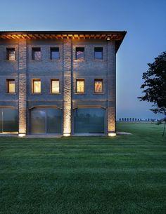 h-farm | zanon architetti associati; Photo: giuseppe dall'arche | Archinect