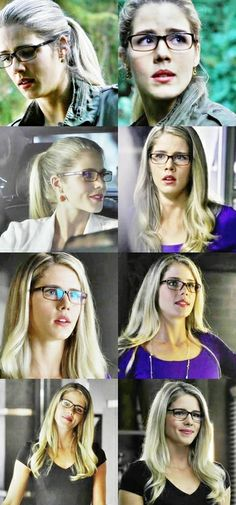 Arrow - Felicity Smoak #2.1 #Season2