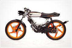 '77 HondaPA50III - Pipeburn - Purveyors of Classic Motorcycles, Cafe Racers & Custom motorbikes