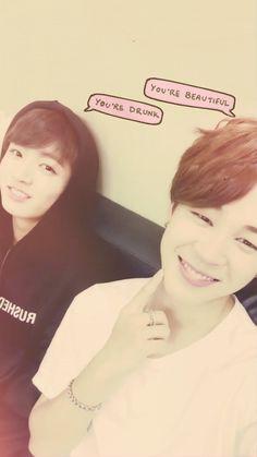 BTS || Jungkook and Jimin wallpaper for phone