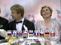 """To this day the judging mistakes still make me mad! Torville and Dean should have won the gold.  Torvill and Dean """"Let's Face the Music and Dance"""" (1994 Olympics)"""