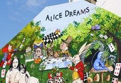 Alice Dreams shop in Brighton