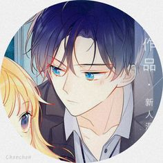 Boys Anime, Anime Couples Manga, Matching Icons, Matching Pfp, Cute Anime Coupes, Character Design Girl, Anime Scenery Wallpaper, Matching Profile Pictures, Avatar Couple