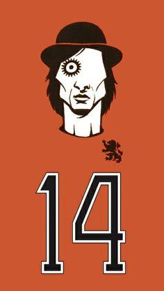 johan cruyff art ile ilgili görsel sonucu